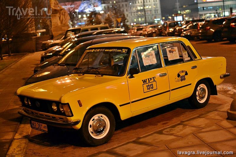 Ночные наброски о Варшаве или наглядное пособие как восстать из пепла / Польша