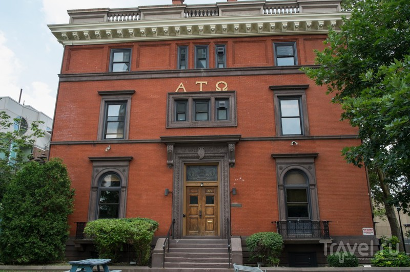 Лига Плюща: Пенсильванский университет / США