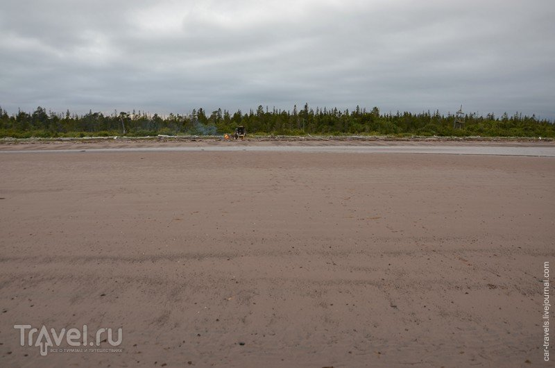 Заполярное путешествие. Терский берег Белого моря: Кандалакша, Умба, Кашкаранцы, Варзуга / Россия
