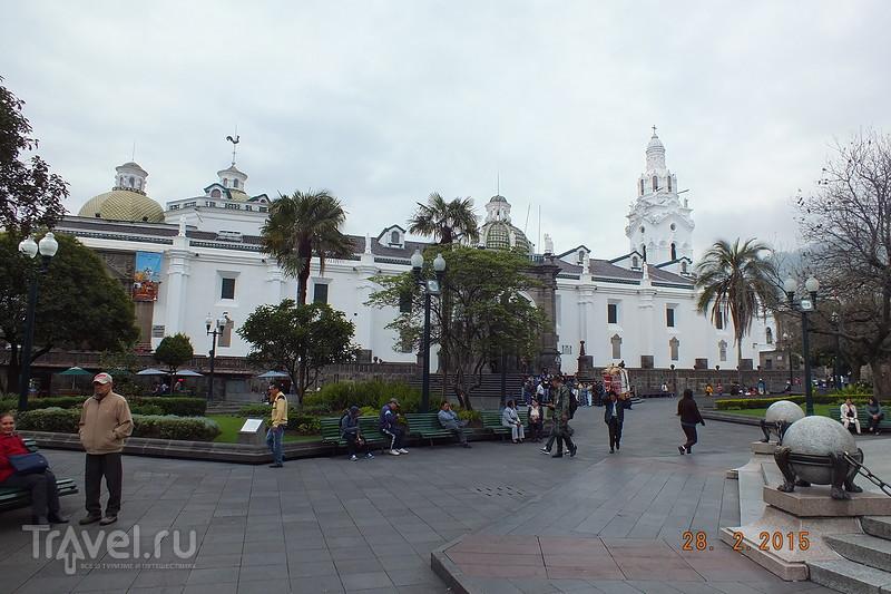Что можно посмотреть в Кито за один день? / Эквадор