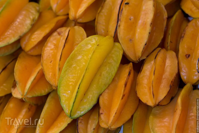 Путевые заметки. Тропические фрукты / Фото со Шри-Ланки