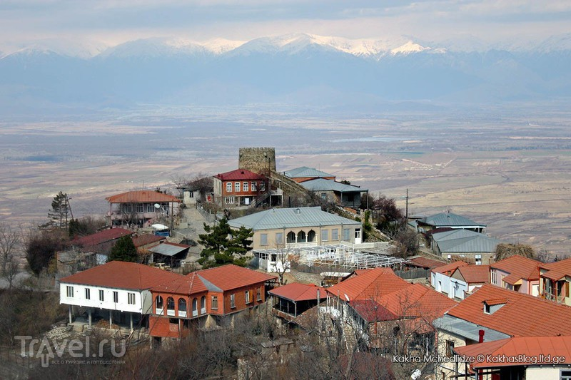 Город любви и вина / Фото из Грузии