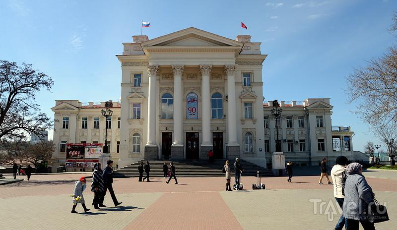 На недельку в Крым / Фото из России