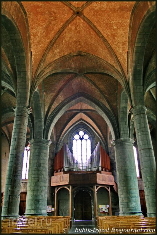 Авен-сюр-Эльп. В поисках круассанов / Франция