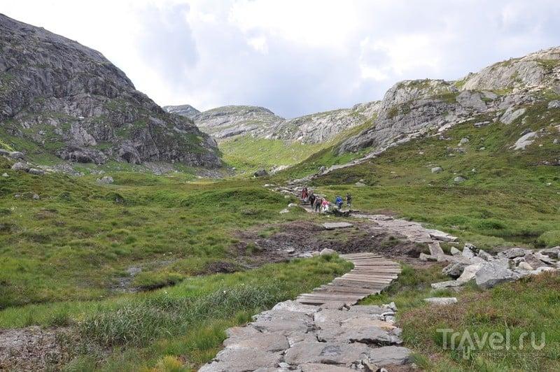 Удавшийся поход на Кьерагболтен, 30.08.2015 / Норвегия