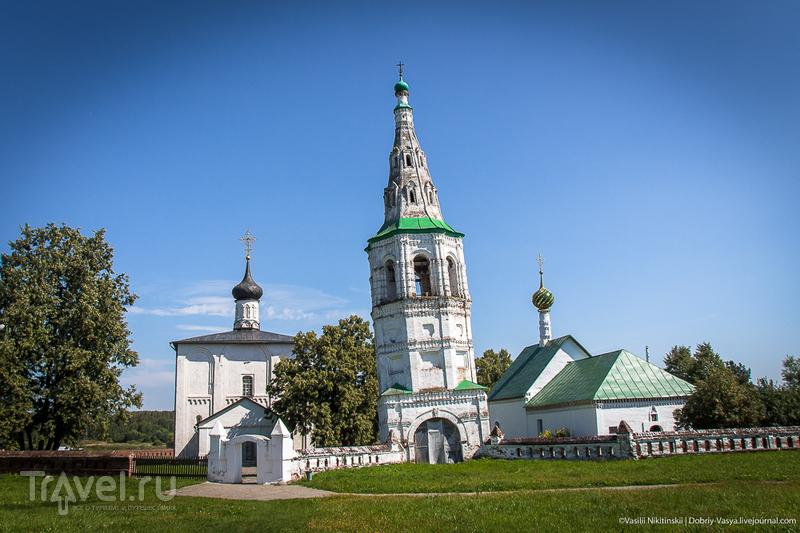 Кидекша: русская Пиза / Россия