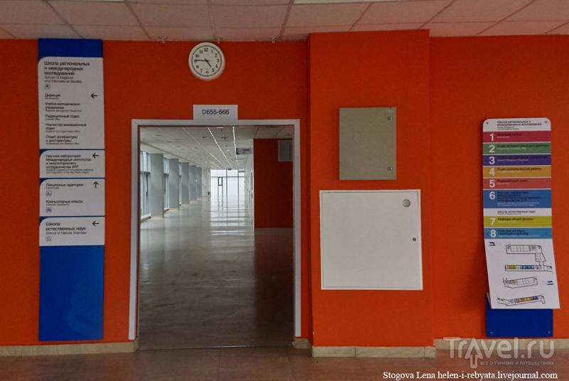 Университет на острове / Россия