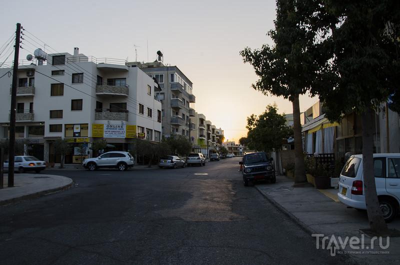 Городские прогулки по Ларнаке / Кипр
