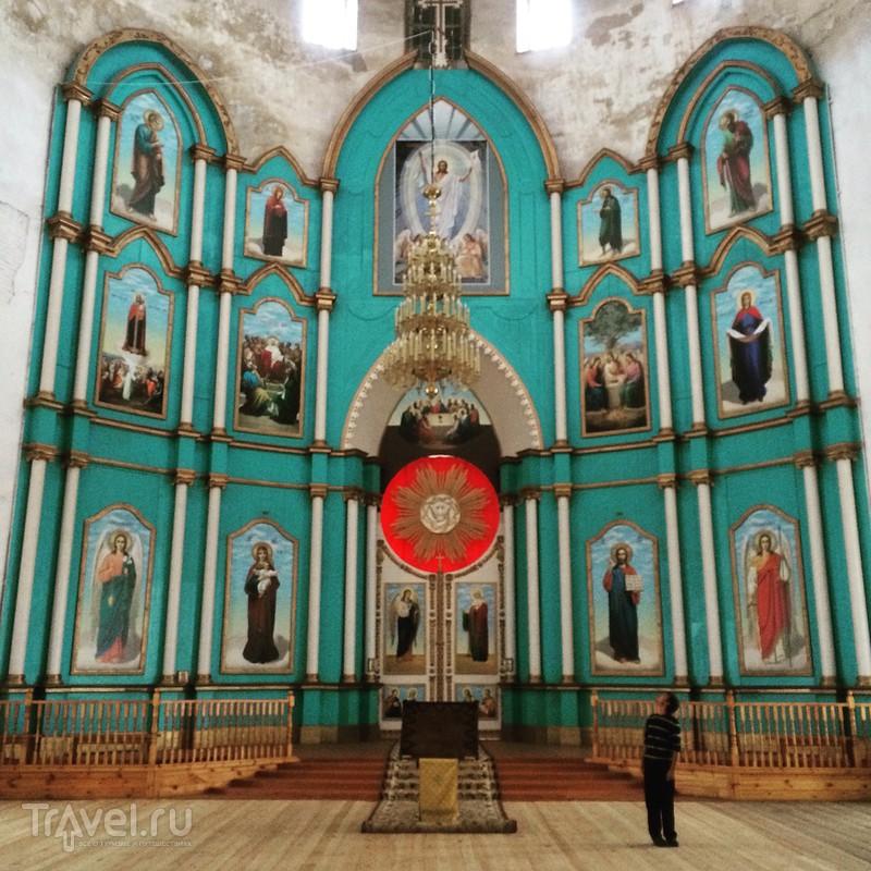 Гусь-Железный: храм Троицы Живоначальной / Россия