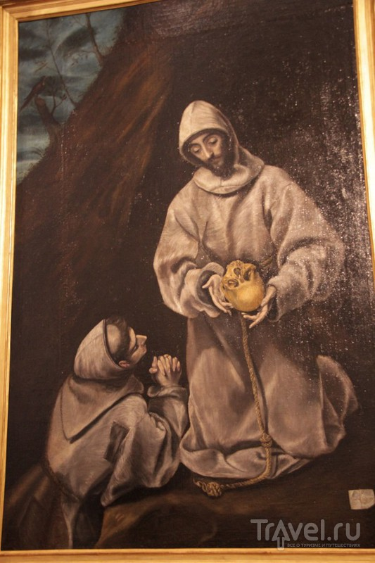 Главный католический храм Испании: собор Святой  Марии в Толедо / Испания