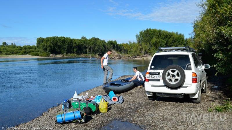 Сплав по реке Гур до озера Хумми  (Хабаровский край) / Россия