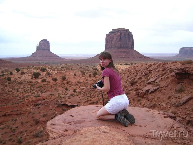 Долина Монументов / Фото из США