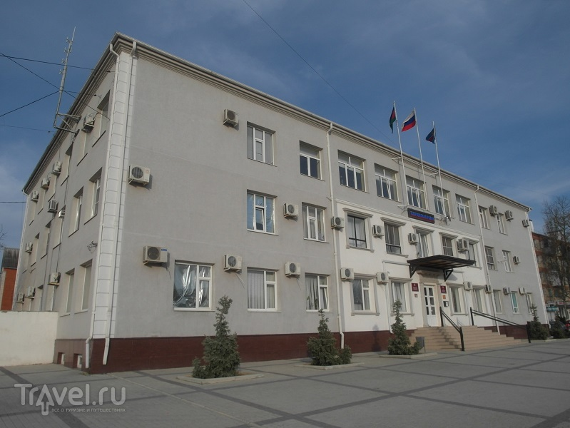 Темрюк - филиал центральной России на Кубани / Россия