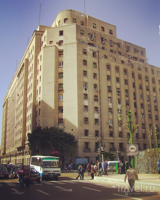 Площадь Тахрир / Египет