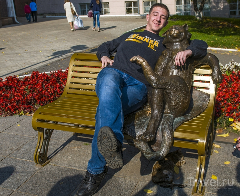 Йошкар Ола, Чебоксары - столицы республик Марий Эл, Чувашии / Фото из России
