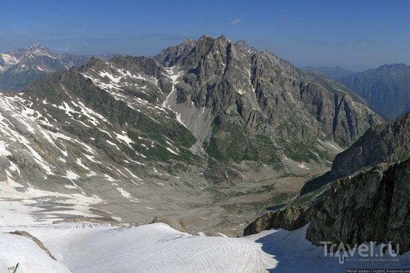 О вершинах Кавказа. Доломиты / Фото из России