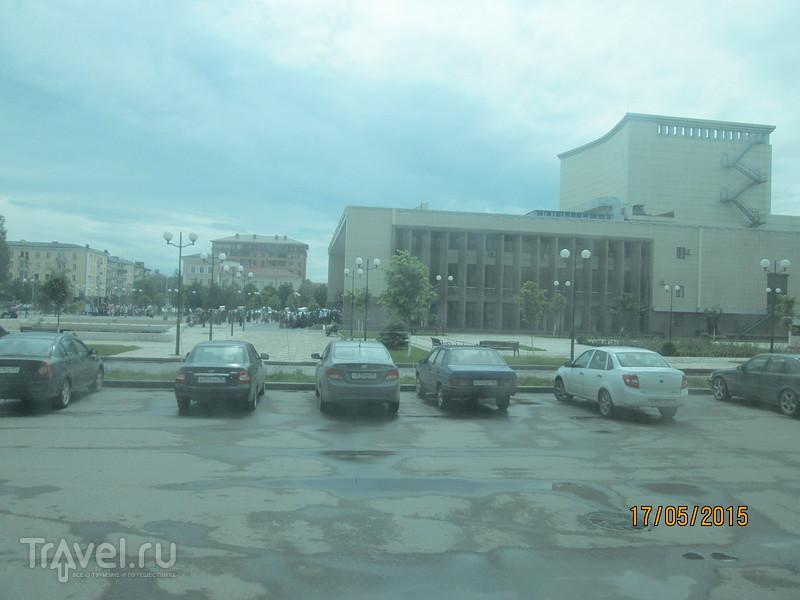 """Экскурсия в Грозный. Мечеть """"Сердце Чечни"""" / Россия"""