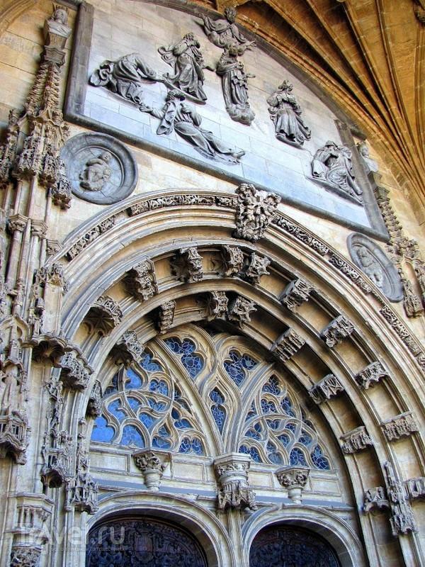Овьедо: новый центр и собор / Испания