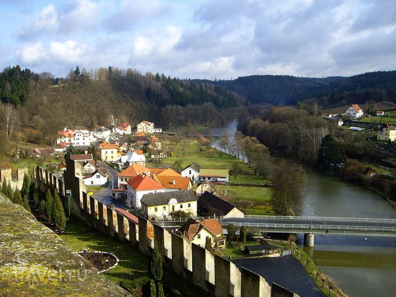 Замок Чешский Штернберг / Чехия