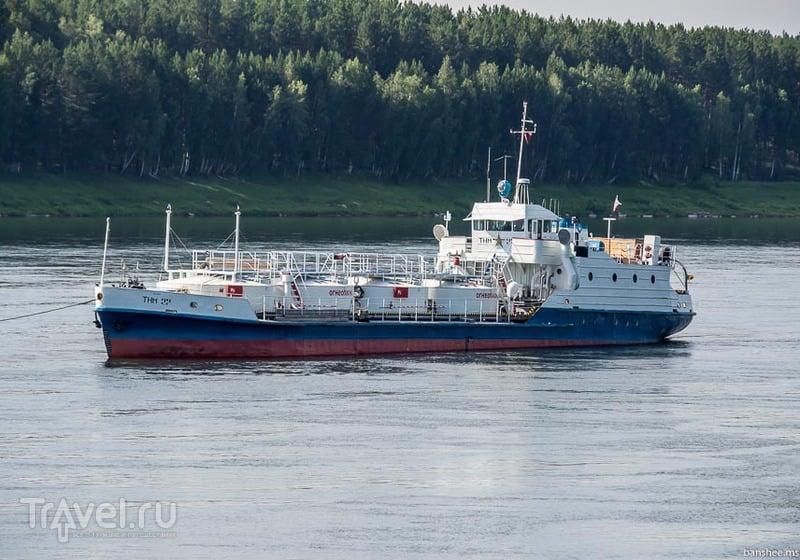 Енисей, Казачинский порог / Фото из России