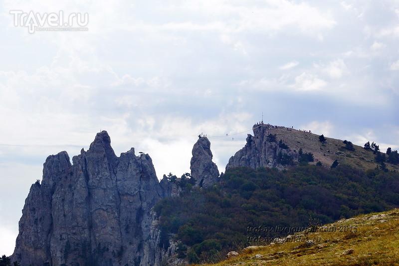 Крым, гора Ай-Петри / Фото из России