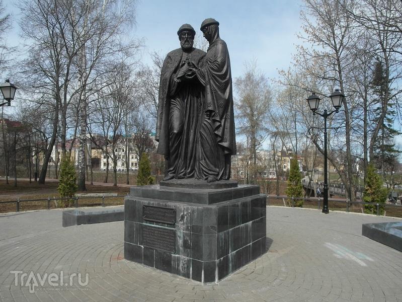 Киров, Вера и символы земли Вятской / Россия