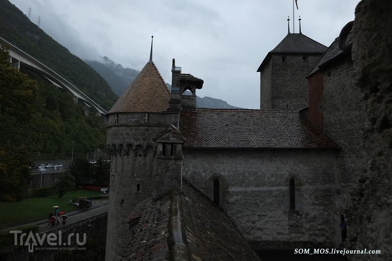 Шильонский замок, Швейцария / Швейцария