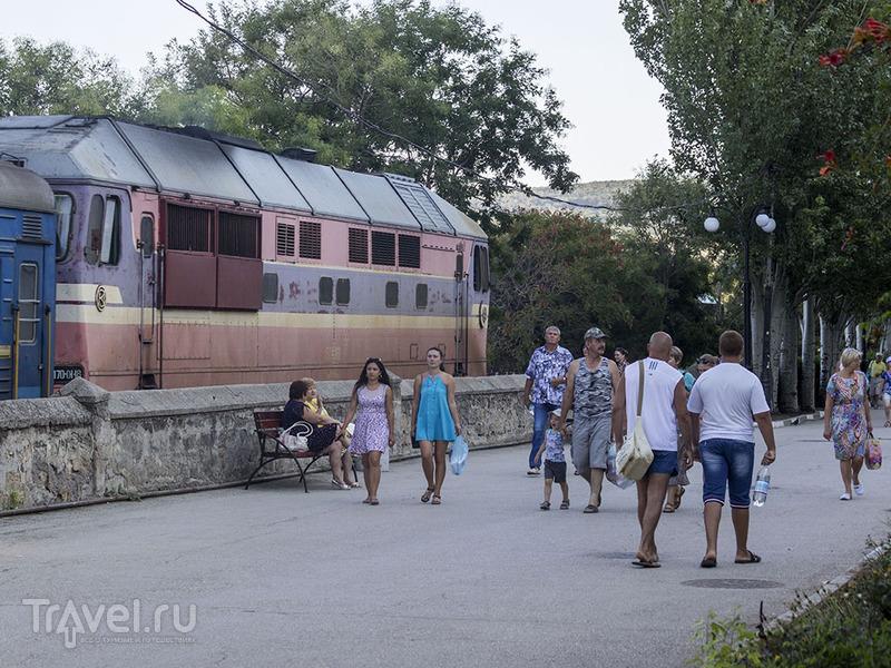 Крым 2015. Феодосия. Керчь / Россия