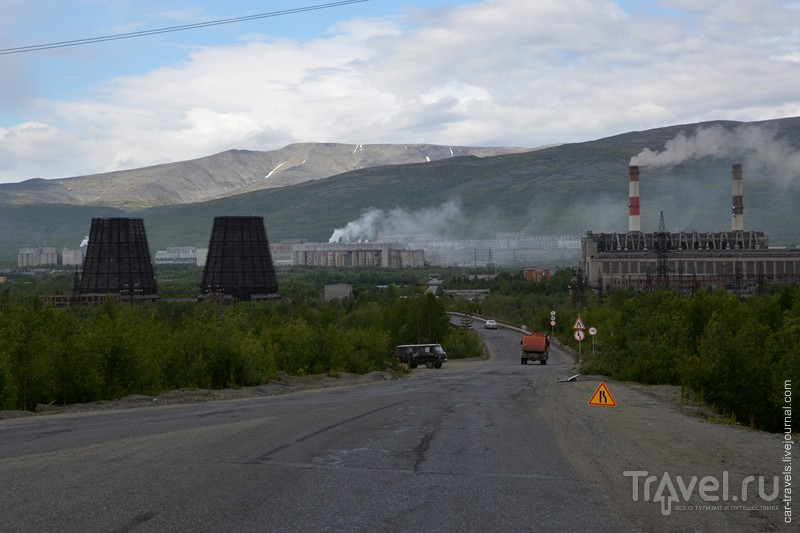 Заполярное путешествие. Кировск и Мончегорск / Россия