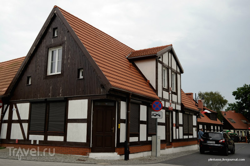 Что делать в Устке - любимом курорте первого немецкого канцлера / Польша