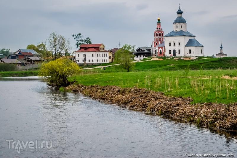 Суздаль. Кремль и окрестности / Фото из России