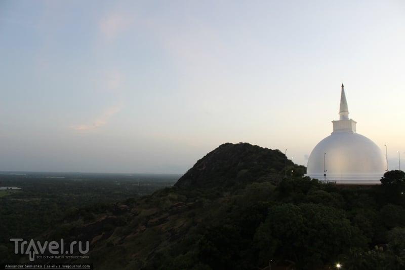 Шри-Ланка. Михинтале / Шри-Ланка