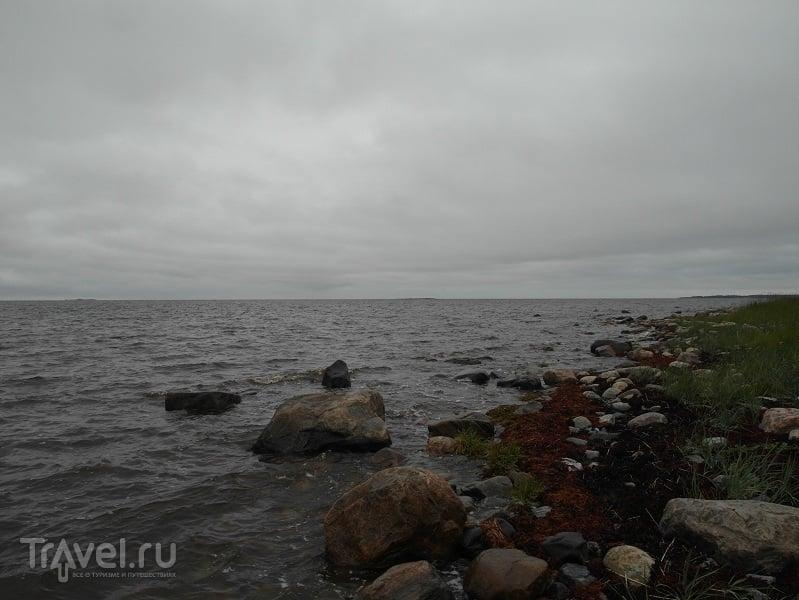Поморский берег Белого моря / Россия