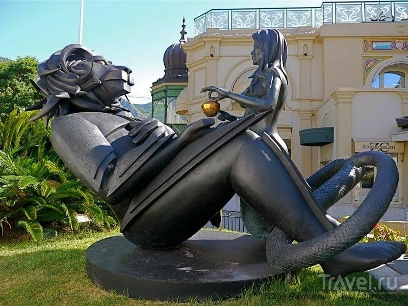 Княжеский подарок монегаскам / Монако