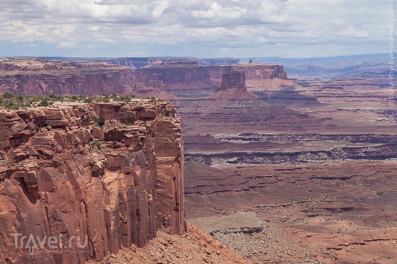 Национальный парк Canyonlands / Фото из США