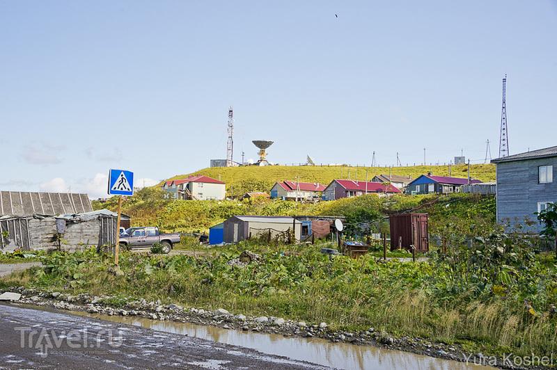 Остров Кунашир. На тихоокеанской волне / Фото из России