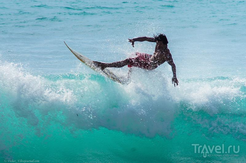 Бали. Пляж Дримлэнд / Индонезия