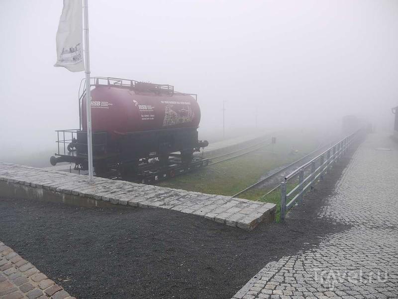 Брокен: наш паровоз к чертям летит, в Трёх Аннах остановка / Германия