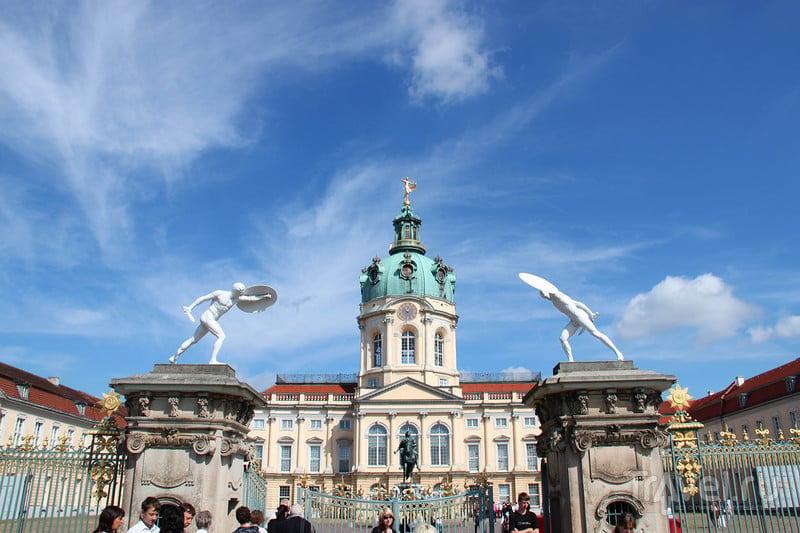 Шарлоттенбург / Фото из Германии