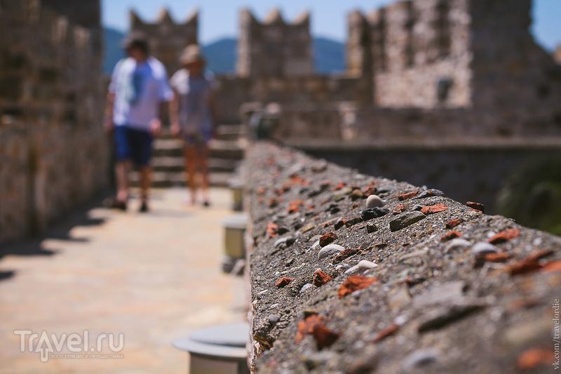 Гуляя по Мармарису. Нетсель Марина и замок-музей Мармарис / Фото из Турции