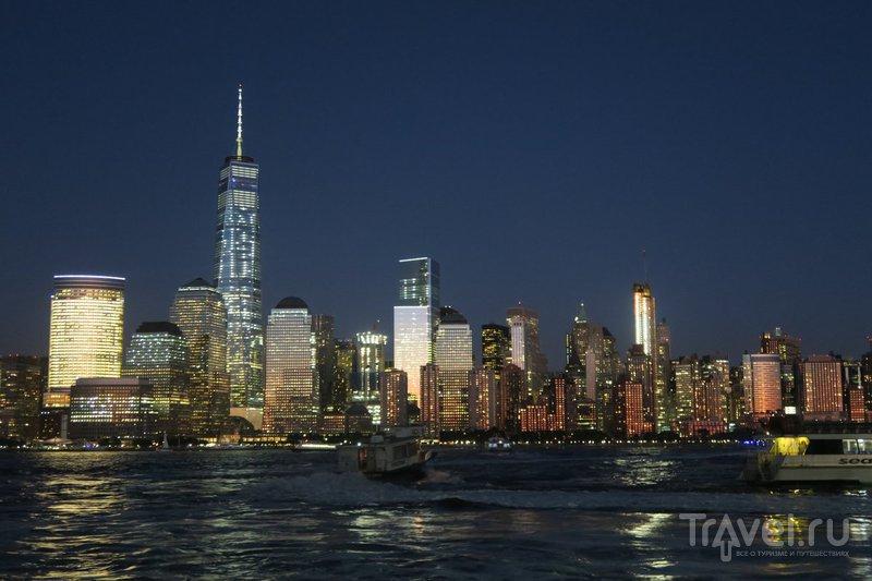 По соседству с Нью Йорком / Фото из США