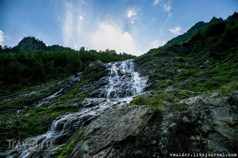 Путешествие в Верхний Кодор. Прогулка среди водопадов / Абхазия