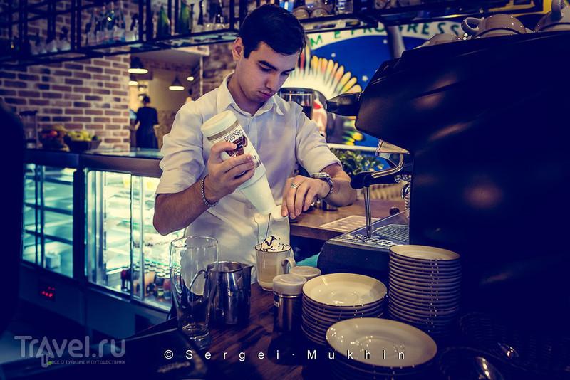 Остров Бразилия на Покровке... Cafezinho do Brazil... / Россия
