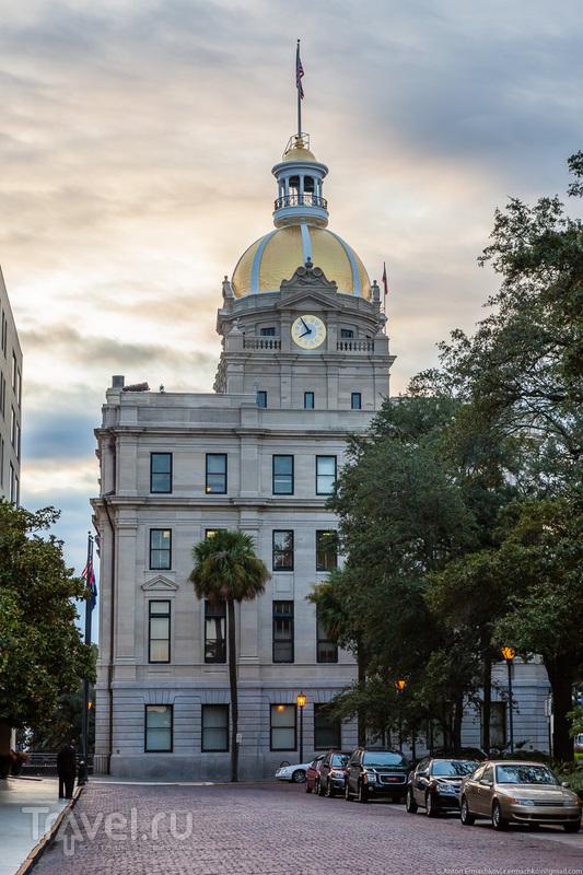 Автопутешествие по востоку США. Savannah / Фото из США