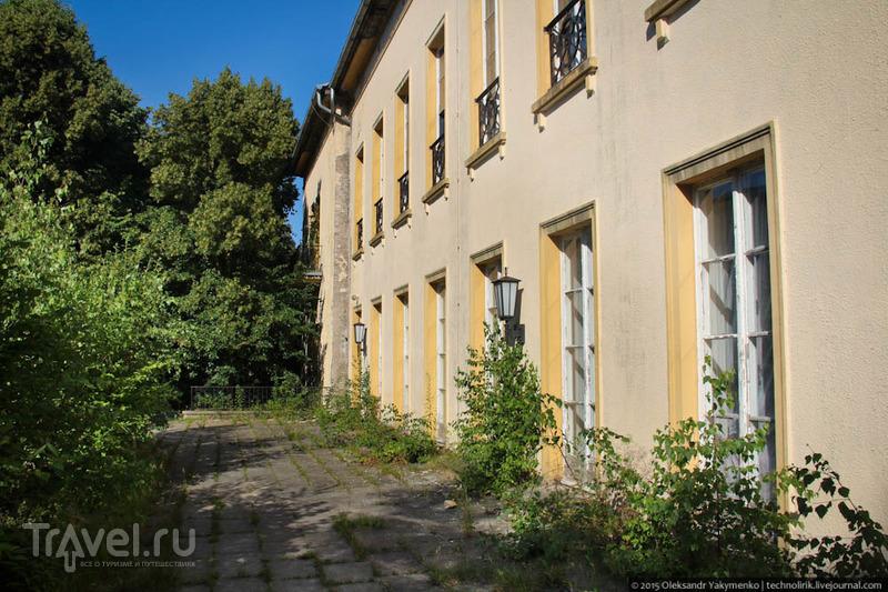 Bogensee: Jugendhochschule FDJ и вилла Геббельса / Германия