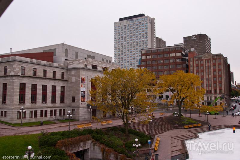 Столица французской Канады. Квебек-Сити / Фото из Канады