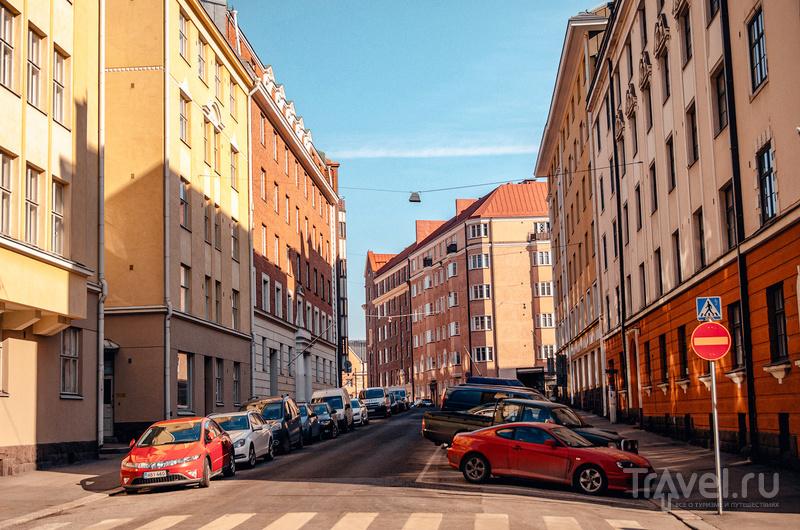По Хельсинки пешком / Фото из Финляндии