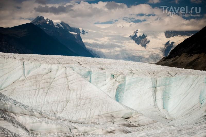 В одиночку по Аляске. Как я впервые в жизни ходила через ледник / Фото из США