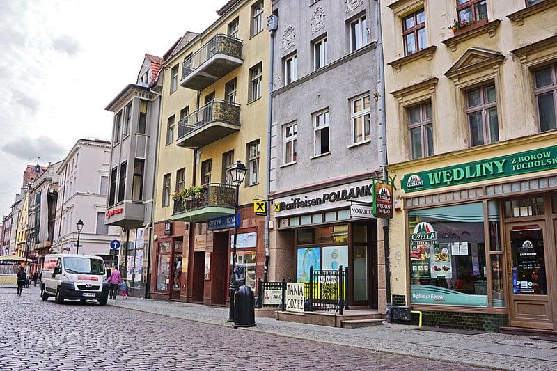 Древний город Торунь / Польша