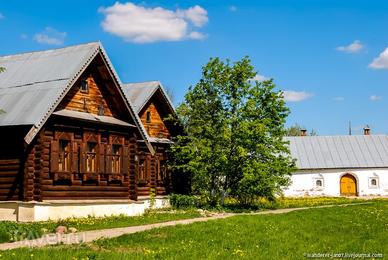 Суздаль. Покровский монастырь / Фото из России